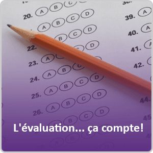 L'�valuation... �a compte! Main Page
