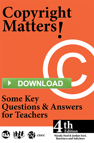 Copyright Matters!